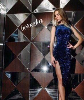 Ольга никишичева платье на новый год, платье новое, Оренбург, цена: 1 500р.