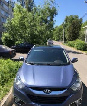 Hyundai ix35, 2011, продажа toyota camry с пробегом
