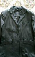 Рубашки мужские из льна, новый мужской кожаный пиджак, Москва