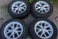 Литые диски R16 Nissan Болты 5x114. 3 D66. 1 ET40, лада гранта колесные диски, Шварцевский