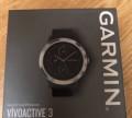 Часы Garmin Vivoactive 3, Видное