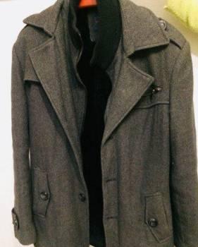 Мужская одежда с турции, пальто, Кизнер, цена: 1 800р.