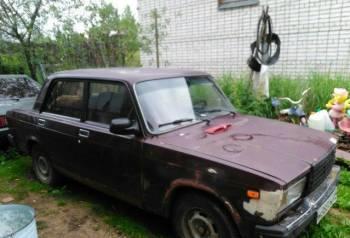 ВАЗ 2107, 2005, mercedes gla coupe amg цена, Вышний Волочек, цена: 25 000р.