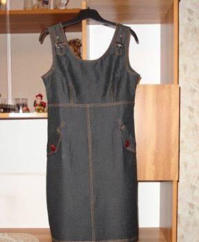 Сарафан новый, марка одежды morgan, Олонец, цена: 200р.