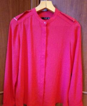 Блуза красная новая, продажа платья для женщин, Пенза, цена: 2 500р.