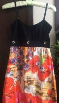 Платье летнее, лучшие копии брендовой одежды и обуви, Нижневартовск, цена: 500р.
