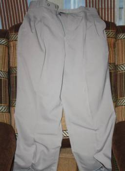 Брюки бежевые Berghause, зимний спортивный костюм bauer, Белев, цена: 200р.