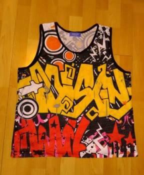 Майка баскетбольная, Курган, цена: 500р.