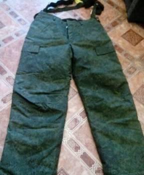 """Штаны ватные """"цифра"""", зимние мужские куртки зима, Ртищево, цена: 500р."""