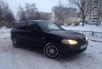 Nissan Almera, 2000, продажа опель астра, Череповец, цена: 100 000р.