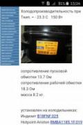 Мотор- компрессор для холодильника, Красные Ткачи