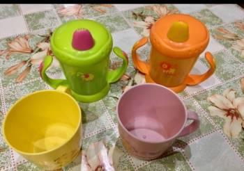 Чашки и поильники для детей
