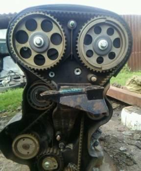 Двигатель opel Z16XE, решетка радиатора приора азард, Сатинка, цена: 35 000р.