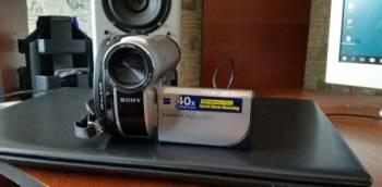 Видеокамера Sony DCR-DVD610E, Почеп, цена: 2 000р.