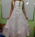 Платье свадебное, чулки черное платье, Можайск