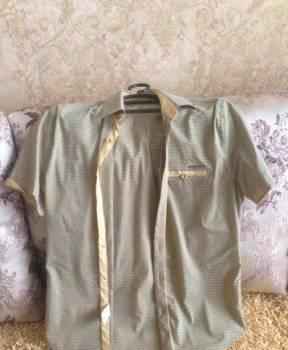 Мужские рубашки с жабо, турецкая рубашка, Тальменка, цена: 400р.