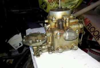 Skoda octavia двигатель крышка, карбюратор газ 53