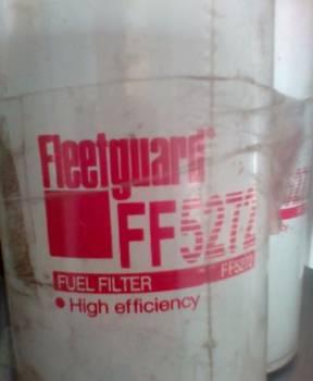 Фильтр топливный Fleetguard FF5272, масла для акпп опель астра, Пронск, цена: не указана