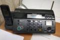 Телефон-факс Panasonic KX - FC 968 б/у, Рязань