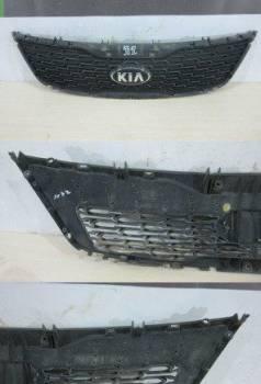 Решетка радиатора Kia Sorento, накладки на руль ford focus, Кемь, цена: 3 500р.