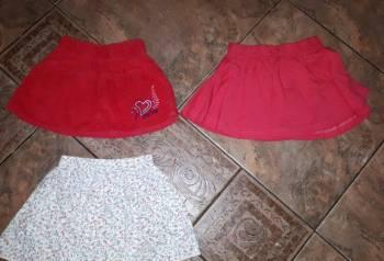 Детские летние юбки 86-92