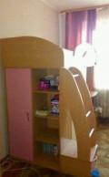 Детская кровать с матрацом, Серебряные Пруды