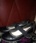 Модные босоножки на небольшом каблуке, туфли(мы для школы брали), Курган