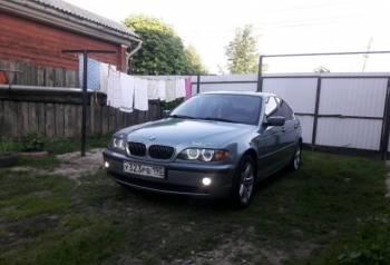 BMW 3 серия, 2003, бмв х3 2013 года цена в россии