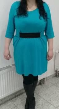 Платье 54-56, фасоны платьев из адрас, Новосибирск, цена: 500р.