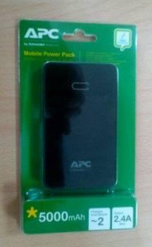 Внешний аккумулятор APC 5000 mAч, Орск, цена: 900р.