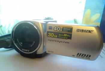 Видеокамера цифровая sony DCR-SR42, Чапаевск, цена: 2 000р.