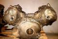 Двигатель BAR от Audi Q7 по частям, щетки генератора valeo 90a, Палех