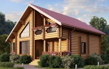 Дом из сруба, Захарово, цена: 480 000р.