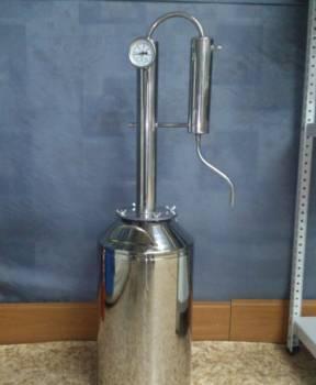 Дистиллятор Алковар Крепыш 12 и 20 литров, Тула, цена: 7 200р.