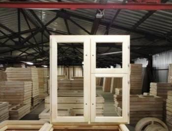 Деревянные окна, Туймазы, цена: 1 690р.
