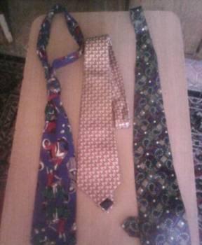Мужские галстуки, Новониколаевский, цена: 150р.