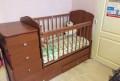 Продам детскую кроватку трансформер, Нефтеюганск