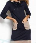 Новое платье, деловая зимняя одежда для девушки, Зеленоградск