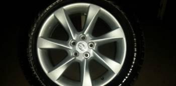 Киа рио 2017 белый седан диски, продам литые диски R19, Обь, цена: 17 000р.