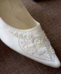Свадебные туфли 39 40, кеды nike dunk high, Икряное