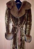 Шуба из мутона, спортивная одежда тина канделаки марка, Шарья