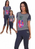 Штаны гуччи женские с цветами, домашний трикотажный костюм, Афипский