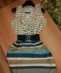 Пуховик женский тонкий, платье, Ивня