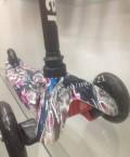 Самокат Scooter Maxi 3-х колесный, принт, Чебоксары