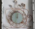 Часы настенные со стразами, Москва