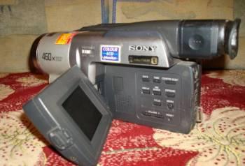 Видеокамера сони, Урюпинск, цена: 7 000р.