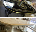 Большой обеденный стол Версаче, Хрящевка