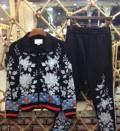 Спортивный костюм Gucci (все размеры) Арт:7704, модная мужская одежда из японии, Тюмень