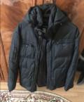 Продам пуховик в отличном состоянии, куртка мужская демисезонная спортмастер, Тамбов