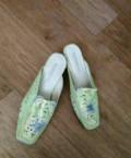 Модные ботинки на низком ходу, шлепанцы, Екатеринбург